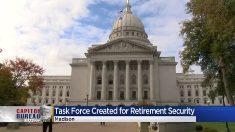 Evers creates task force to study retirement savings